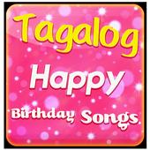 Tagalog Happy Birthday Songs icon