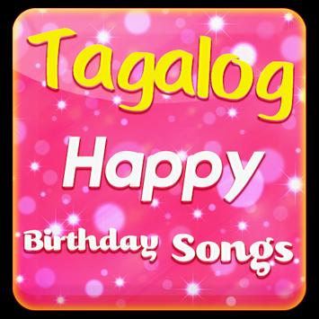Tagalog Happy Birthday Songs poster