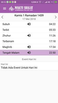 Waktu Shalat Falak ABI screenshot 1