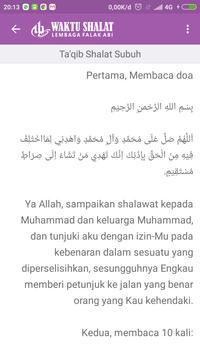 Waktu Shalat Falak ABI screenshot 2