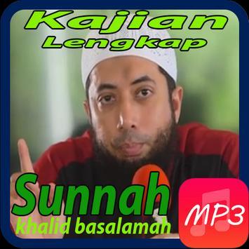 Kajian Khalid Basalamah Offline Mp3 screenshot 3