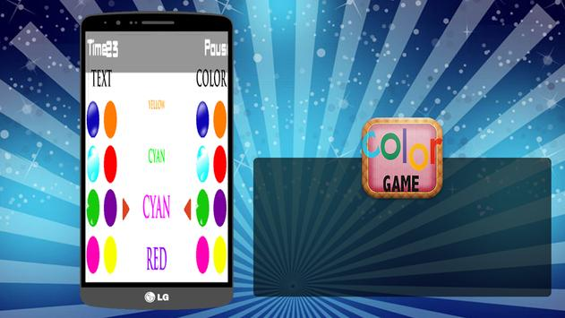 Color Game screenshot 2