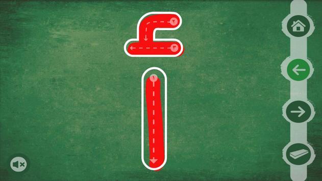 Arabic Alphabet Board screenshot 2