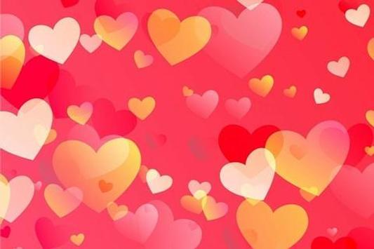 Love Heart Wallpaper poster