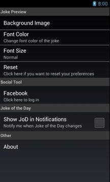 Cool Clean Jokes apk screenshot