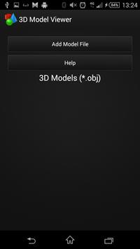 3D Model Viewer SmartEyeglass apk screenshot