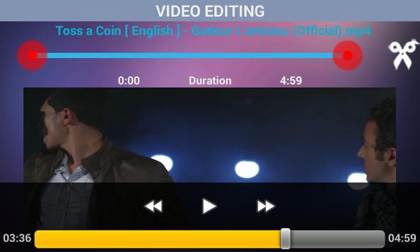 Vid Editor screenshot 3
