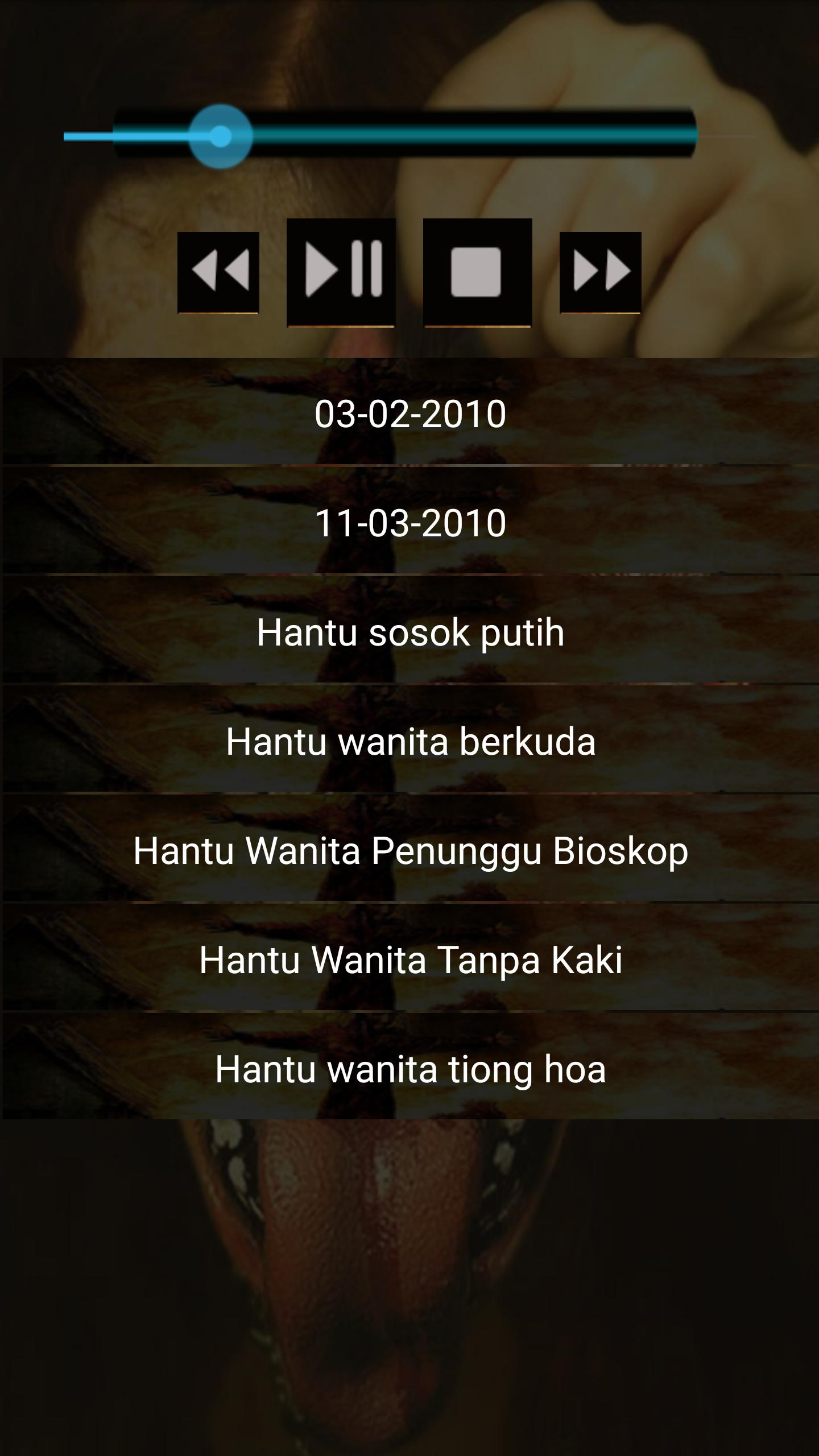 Cerita Horor Indonesia For Android APK Download