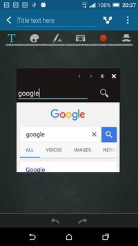 Floating Browser screenshot 2
