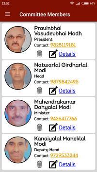 Modh Modi Samaj Forum screenshot 3