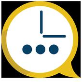 SMS Scheduler Text icon