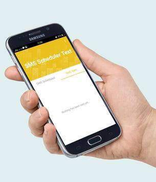 SMS Scheduler Text screenshot 1