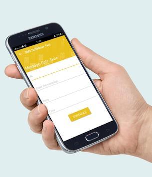 SMS Scheduler Text screenshot 2