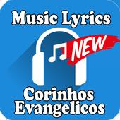 Letras Musica Corinhos Evangelicos icon
