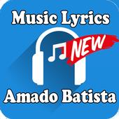 Letras Musica Amado Batista icon