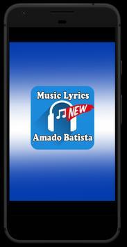 Letras Musica Amado Batista poster