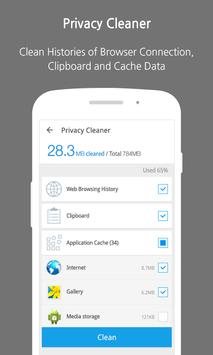 Schermata apk V3 Mobile Security - 무료 백신/부스터/앱잠금