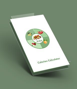 Calories Counter poster