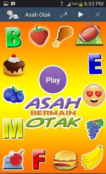 Asah Otak poster