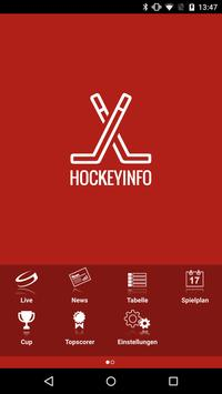HockeyInfo poster