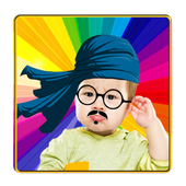 Funny Photo Face Changer icon
