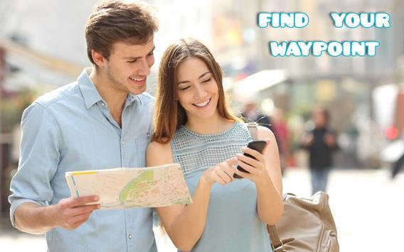 GPS Navigation Tracker & Maps poster