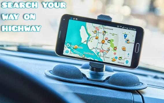 GPS Navigation Tracker & Maps apk screenshot