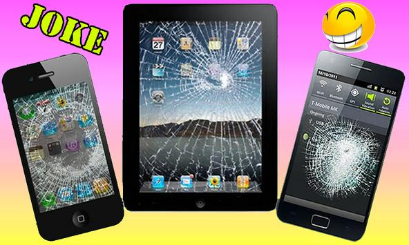 Crack-broken screen screenshot 1