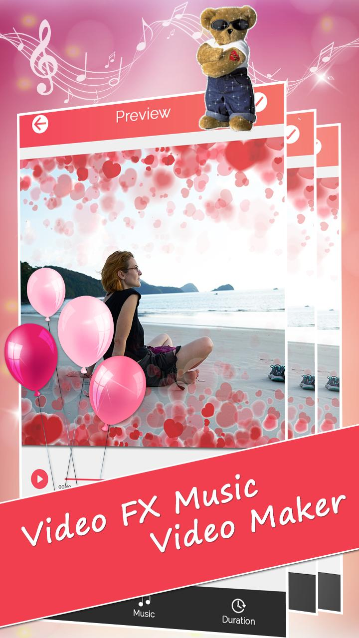 Video fx music apk