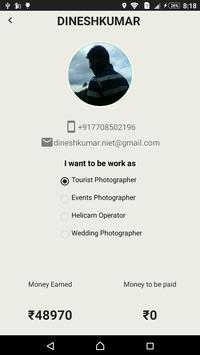 Click Man- Photographer app for Say Cheese screenshot 3