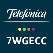 Telefónica 7WGECC icon