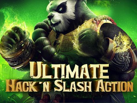 Taichi Panda- Kung Fu Master apk screenshot