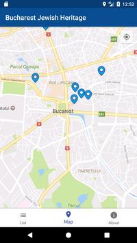 Bucharest Jewish Heritage screenshot 2