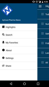 AyCura Pharma Latest News screenshot 7