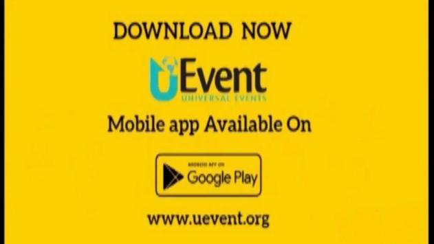 uEvents apk screenshot
