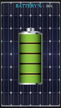 AI Solar Battery Charger, saver and booster prank screenshot 1