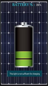 AI Solar Battery Charger, saver and booster prank screenshot 2