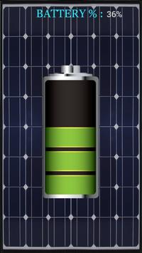 AI Solar Battery Charger, saver and booster prank screenshot 3