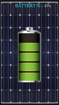 AI Solar Battery Charger, saver and booster prank screenshot 4