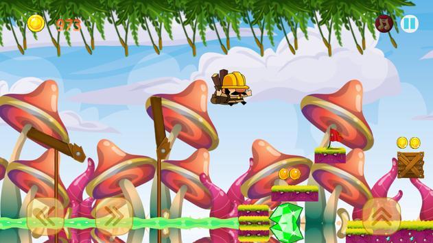 Jungle Adventure - Running screenshot 1