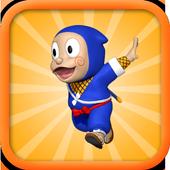 Clumsy Nin Escape: Ninja Game icon