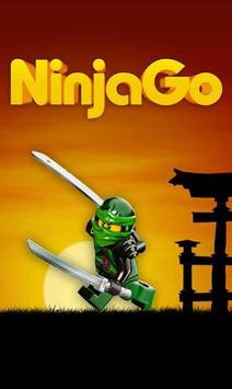 Subway Ninja Lego Surf poster