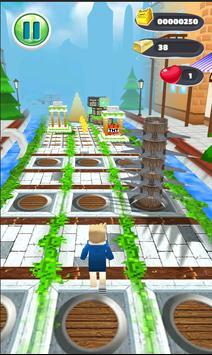 Subway Ninja Lego Surf screenshot 4