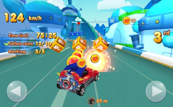 Sonic Chibi Race screenshot 4