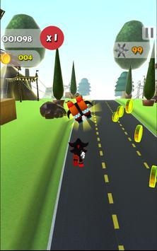 Sonic Halloween Jump: Run & Dash Subway Surf 3D apk screenshot