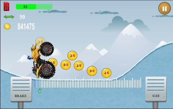 Sonic Hill Climb Car Racing screenshot 5