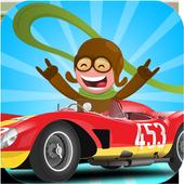 Shin Extreme Car Stunts 2D icon
