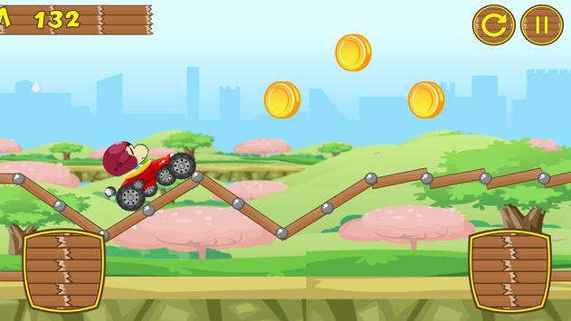 Shin Extreme Car Stunts 2D apk screenshot