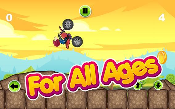 Shin Chon Bike Race Game FREE apk screenshot
