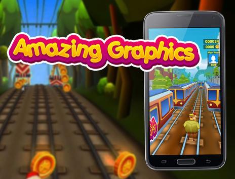 Subway Dash Surfing Runners apk screenshot